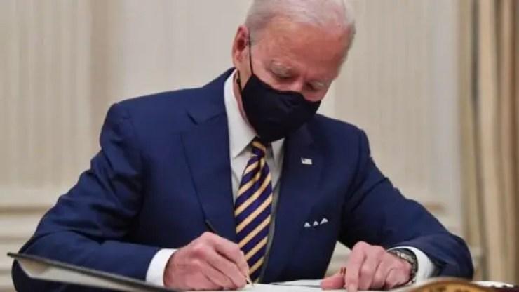 Covid-19 : Joe Biden imposera des restrictions de voyage sur ces pays... - Covid-19, Joe Biden