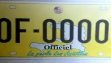"""La Police annonce un nouveau format pour les plaques d'immatriculation """"OFFICIEL"""" - officiel, Plaque"""