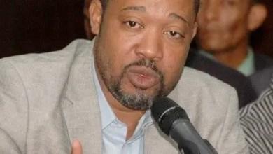 Haïti-Cayes : L'ex-député Sinal Bertrand à la tête d'une manifestation - Cayes, Manifestation, Sinal Bertrand
