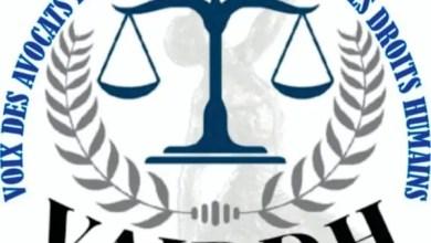 Les Avocats Intégrés pour la Défense des Droits Humains (VAIDDH), condamnent la détention illégale de me. Ivickel Drabrésil - Hiviquel Dabrésil