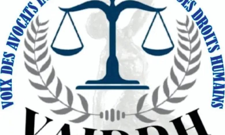La VAIDDH annonce un arrêt de travail en attendant la libération du Juge Hiviquel Dabrésil - Hiviquel Dabrésil, VAIDDH