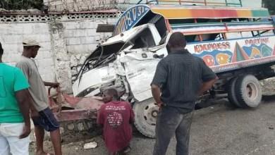 Arcahaie : Accident de la route à Carriès - Accident, Arcahaie