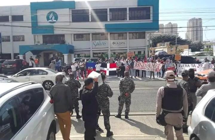 En République Dominicaine, des Dominicains et des Haïtiens s'unissent pour exiger le respect de la Constitution haïtienne -