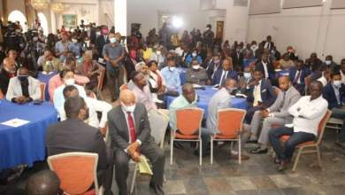 Le projet de la nouvelle Constitution remis à des partis politiques - Constitution