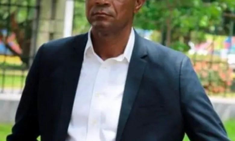 Enock Géné Génélus, le nouveau délégué départemental de l'Artibonite - Artibonite, Délégué, Enock Géné Génélus