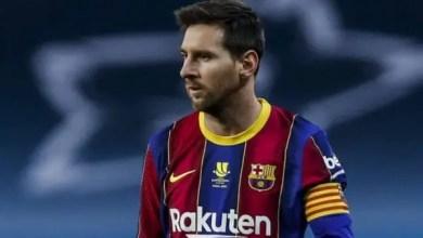 Lionel Messi pose sa condition pour signer à Manchester City - Lionel Messi