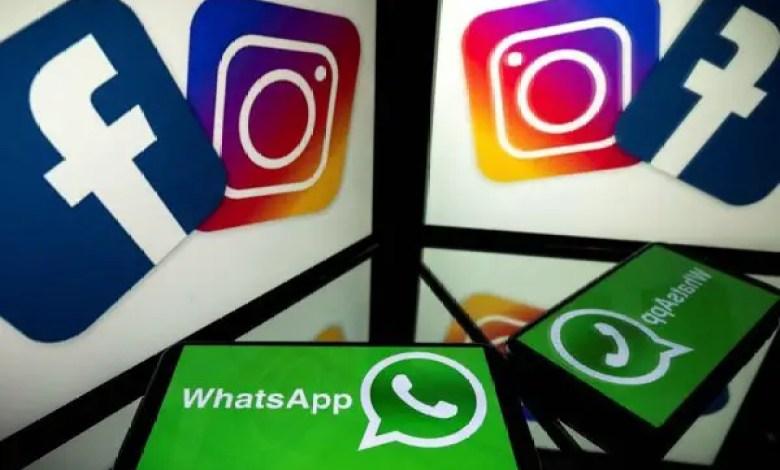 WhatsApp, Instagram et Facebook perturbées par une panne pendant environ une heure -