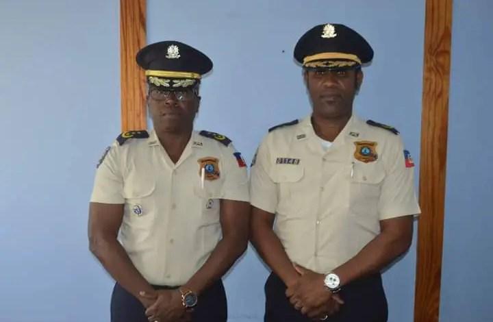POLICE : Jacques Joël Orival remplace Frantz Lerebours à la tête de la Direction du personnel -
