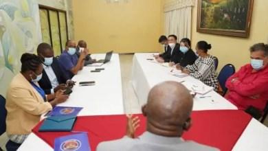 Criminalité organisée : Le Premier ministre Joseph Jouthe consulte les opérateurs de téléphonie mobile - Joseph jouthe