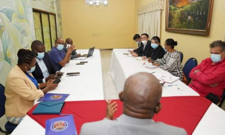 Criminalité organisée : Le Premier ministre Joseph Jouthe consulte les opérateurs de téléphonie mobile - Joseph jouthe, Kidnapping