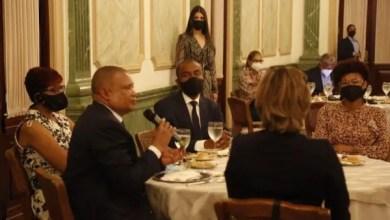République Dominicaine : Le président Luis Abinader rencontre des journalistes haïtiens - Presse