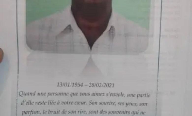 Nécrologie: Jean Maurice Destin, un frère qui est parti trop tôt - décès