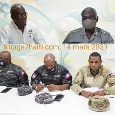 Le Premier ministre a dirigé une rencontre de CSPN en présence du commandant en chef de l'armée -