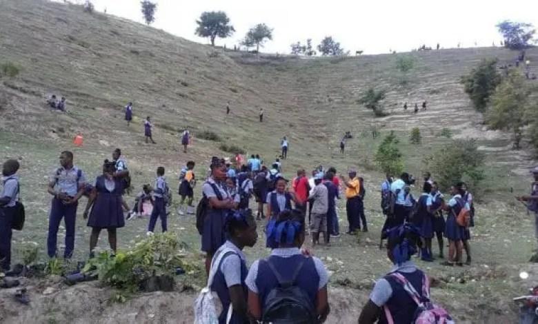 SUD: Des arbrisseaux plantés par des lycéens à l'occasion de la journée mondiale de l'eau -