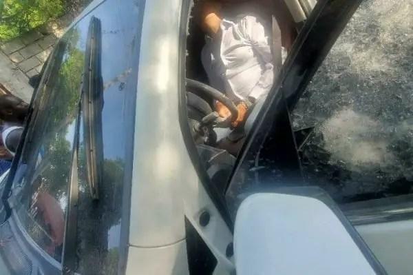 Patrick Thébaud assassiné cet après midi par des bandits - Kidnapping