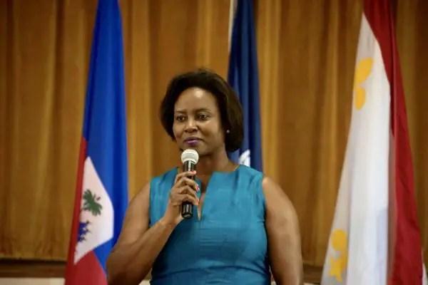 Jovenel Moïse/Justice: Martine Moïse se tourne vers le conseil de sécurité des Nations-Unies - Martine Moïse