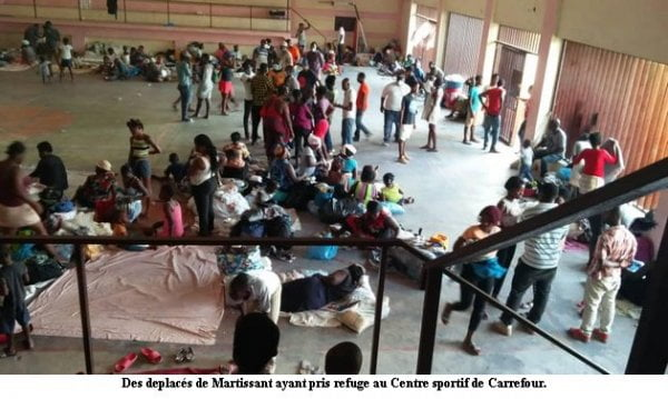 Covid-19: Les malades de Carrefour en danger en raison de la situation de Martissant - carrefour, Covid-19, Martissant