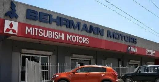 Haïti: Behrmann Motors ferme ses portes jusqu'à nouvel ordre - Behrmann Motors