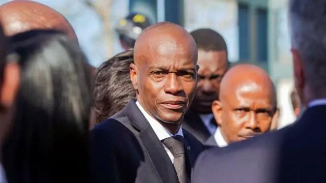Interdiction de départ contre les 4 principaux responsables de Sécurité au Palais National - Dimitri Hérard, Jovenel Moïse