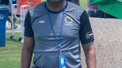 Le vice-président de la Fédération Haïtienne de Football Rosnick Grant est banni à vie du Football - Rosnick Grant