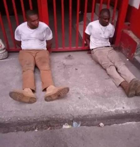 Des présumés assassins du président interceptés - Assassinat, Jovenel Moïse