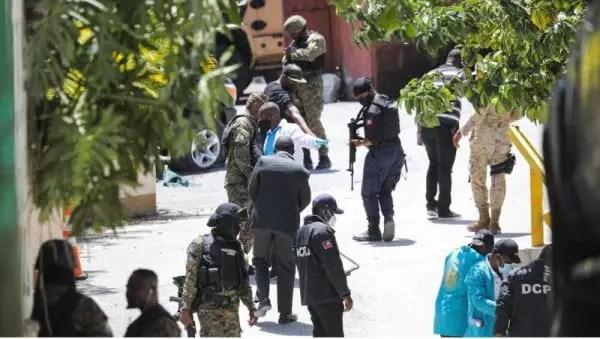 Assassinat de Jovenel Moïse: 21 policiers étaient en garde dans la résidence - Jovenel Moïse