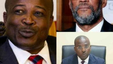 Le cabinet ministériel d'Ariel Henry -