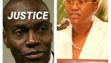 La juge Windelle Coq Thélot interdite de quitter le pays - Windelle Coq-Thélot