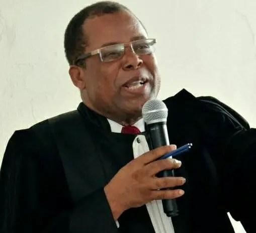 """Crise en Haïti : Me Samuel Madistin alerte sur un """"vide dangereux"""" et responsabilise les anciens conseillers de Jovenel Moïse -"""