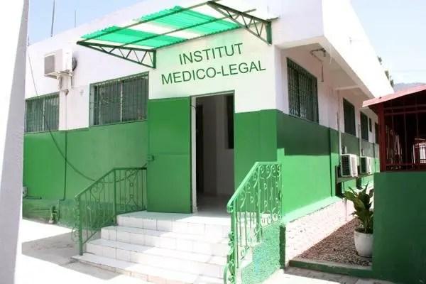 Photos d'autopsie du cadavre Jovenel Moïse publiées sur les réseaux, l'institut médico-légal se dédouane - Jovenel Moïse