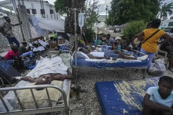 Haïti : Les Nations-Unies veulent mobiliser 187.3 millions de dollars américains, pour les victimes du séisme du 14 Août 2021 - Séisme
