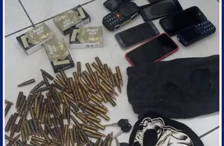 Croix-des-Bouquets: 10 individus interpellés et des matériels confisqués par la PNH - Croix-des-Bouquets