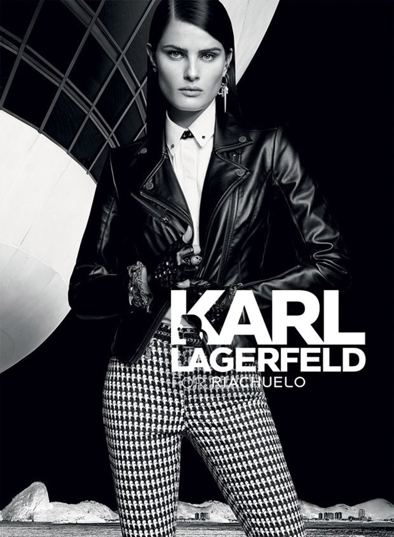CAMPAIGN Isabeli Fontana for Karl Lagerfeld x Riachuelo Fall 2016 by Nicole Heiniger. Flavia Pommianosky, Davi Ramos, www.imageamplified.com, Image Amplified (1)