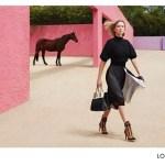 CAMPAIGN: Lea Seydoux for Louis Vuitton Spirit of Travel 2016 by Patrick Demarchelier