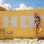 ELLE SPAIN: Ana Beatriz Barros by Riccardo Tinelli