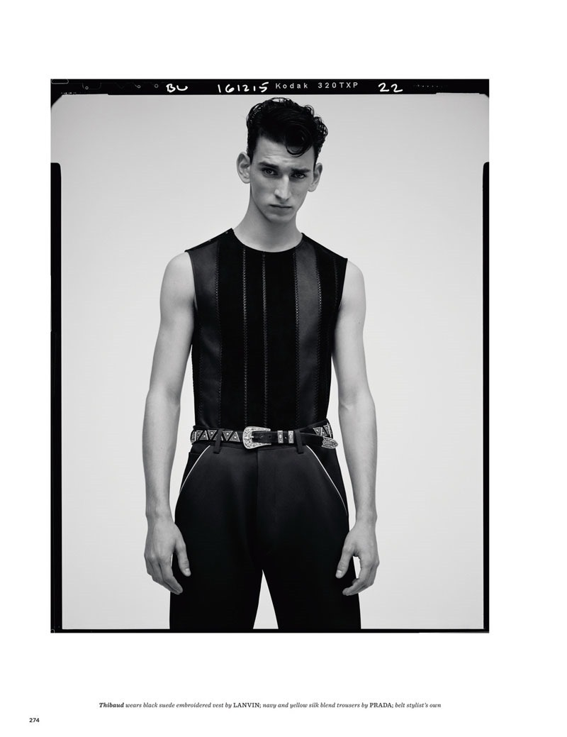 GQ STYLE UK Adrien Sahores & Thibaud Charon by Ben Weller. Luke Day, Spring 2016, www.imageamplified.comm, Image Amplified (8)