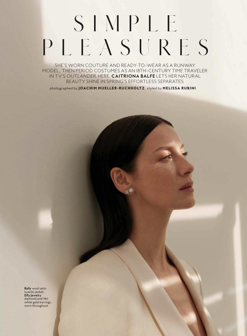 INSTYLE MAGAZINE Caitriona Balfe by Joachim Muller-Ruchholtz. Melissa Rubini, April 2016, www.imageamplified.com, Image Amplified (7)