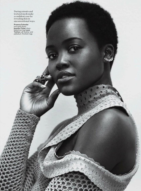 INSTYLE MAGAZINE Lupita Nyong'o by Thomas Whiteside. Melissa Rubini, April 2016, www.imageamplified.com, Image Amplified (2)