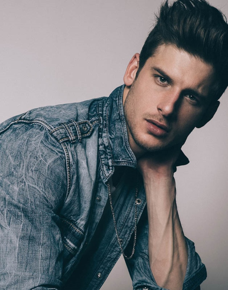 MASCULINE DOSAGE Nic Pletts by Brian Jamie. Spring 2016, www.imageamplified.com, Image Amplified (2)