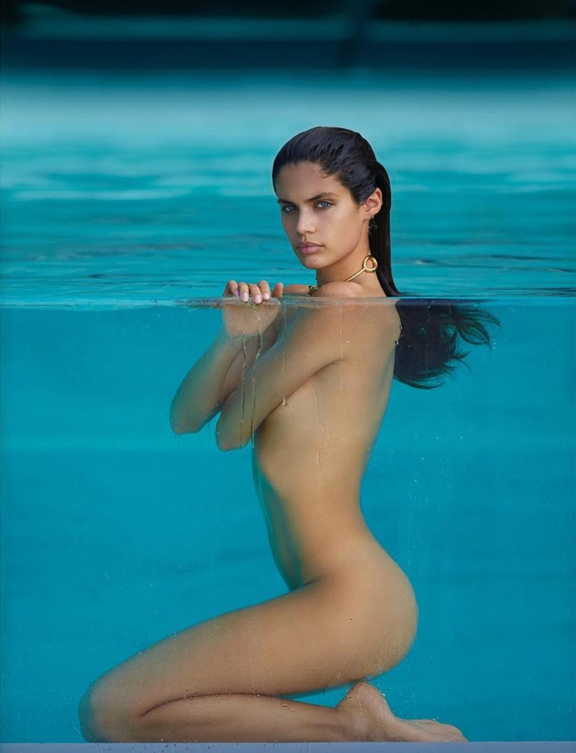 MAXIM Sara Sampaio by Gilles Bensimon. Caroline Christiansson, May 2016, www.imageamplified.com, IMage Amplified (9)