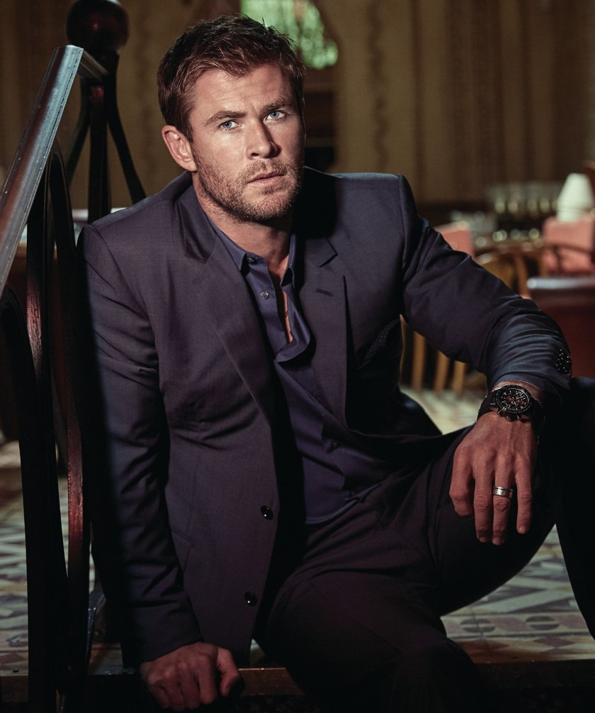 MODERN LUXURY Chris Hemsworth by John Russo. Samantha McMillen, April 2016, www.imageamplified.com, Image Amplified (2)