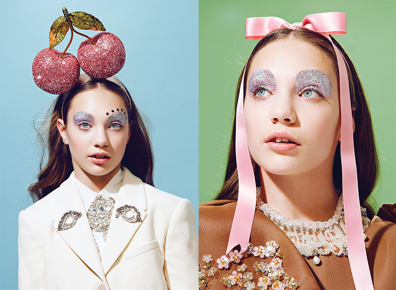 PAPER MAGAZINE Maddie Ziegler by Juco. Sean Knight, April 2016, www.imageamplified.com, Image Amplified (4)