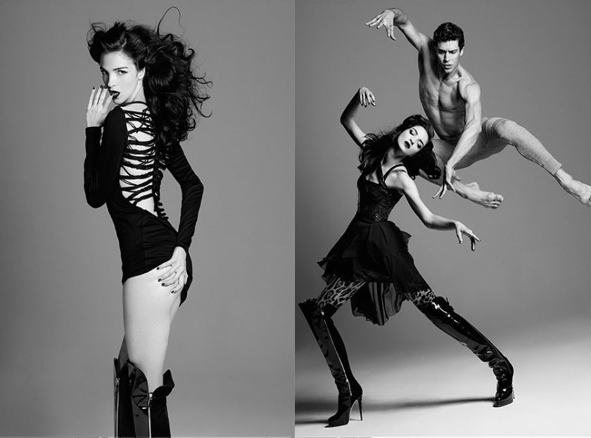 STYLE REWIND Roberto Bolle & Mariacarla Boscono for Hercules Fall 2010 by Paola Kudacki. Francesco Sourigues, www.imageamplified.com, Image Amplified (8)