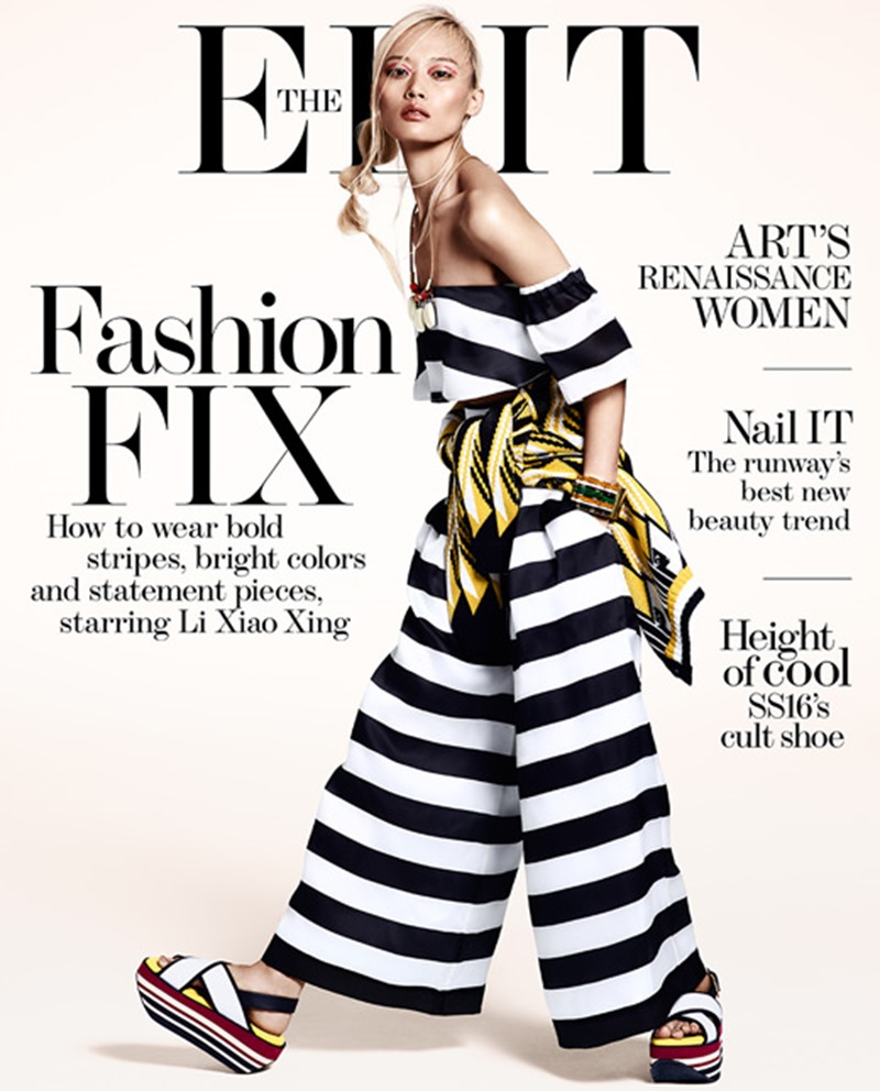 THE EDIT Li Xiao Xing by Marcus Ohlsson. Claudia Englmann, April 2016, www.imageamplified.com, Image Amplified (2)