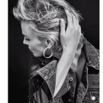 V MAGAZINE: Charlize Theron by Collier Schorr