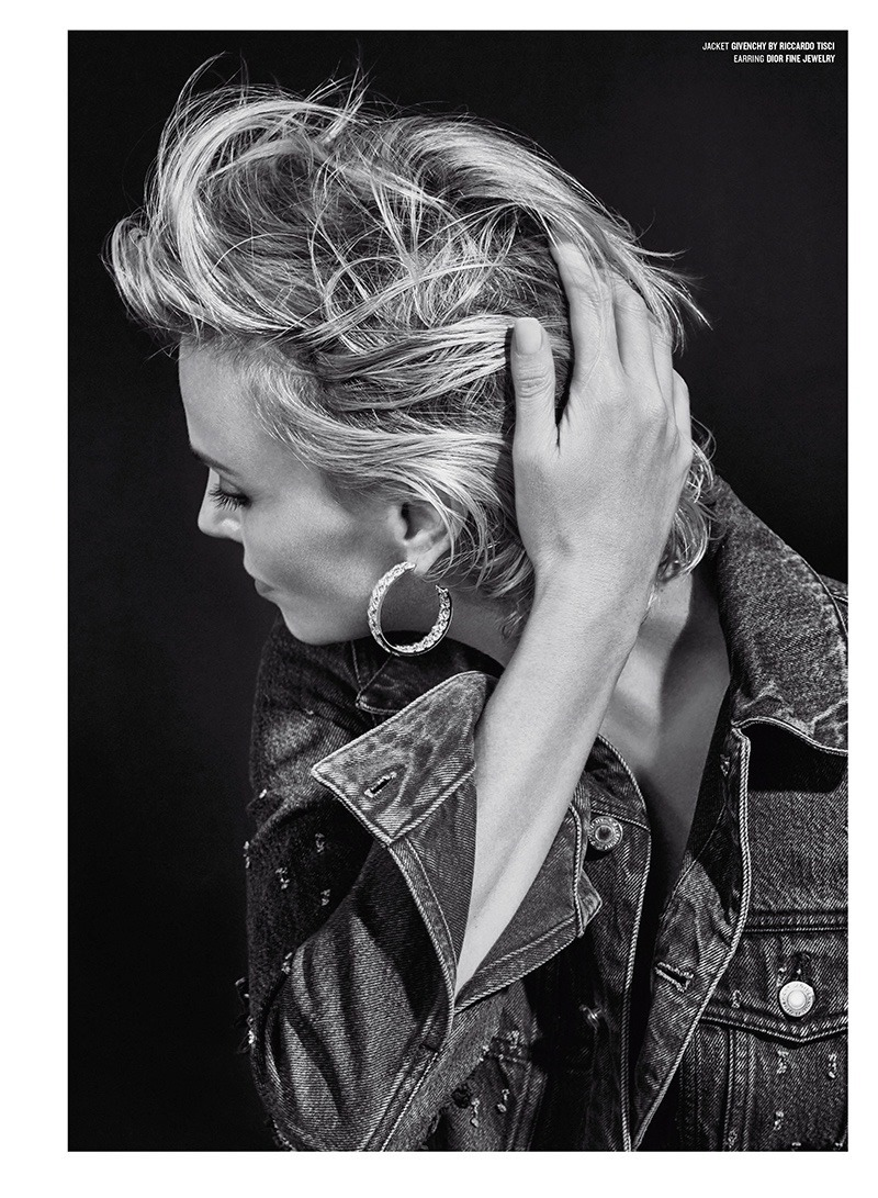 V MAGAZINE Charlize Theron by Collier Schorr. Spring 2016, www.imageamplified.com, Image Amplified (4)