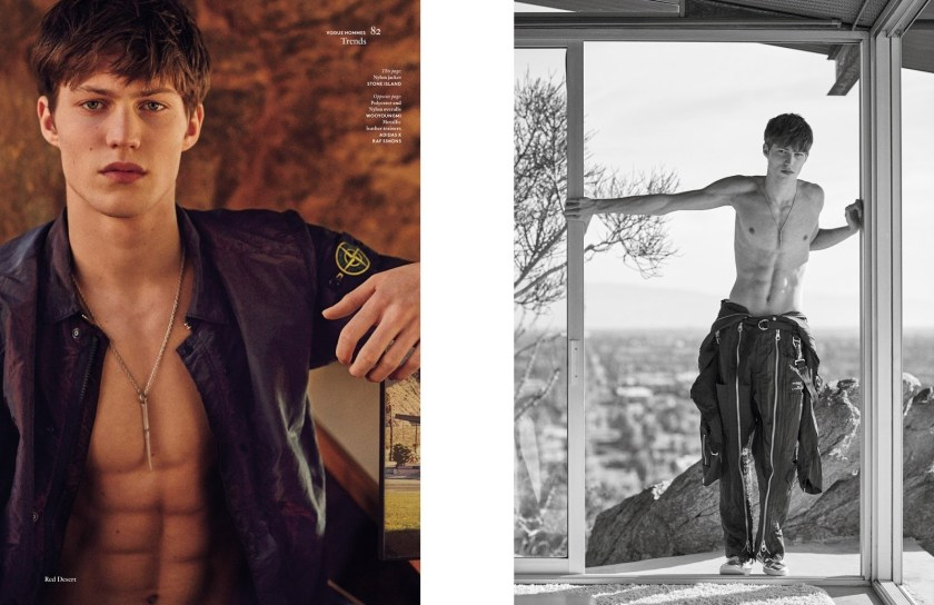 VOGUE HOMMES Boyd Gates by Bruno Staub. Ylias Nacer, Spring 2016, www.imageamplified.com, Image Amplified (1)