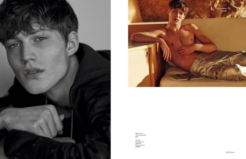VOGUE HOMMES Boyd Gates by Bruno Staub. Ylias Nacer, Spring 2016, www.imageamplified.com, Image Amplified (2)