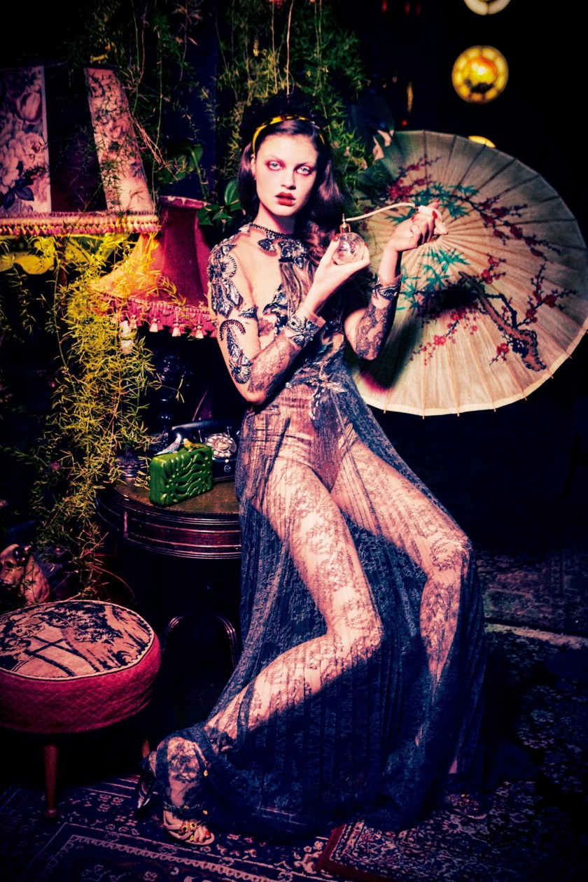 VOGUE JAPAN Milan Van Eeten by Ellen von Unwerth. Alice Gentilucci, June 2016, www.imageamplified.com, Image Amplified (9)