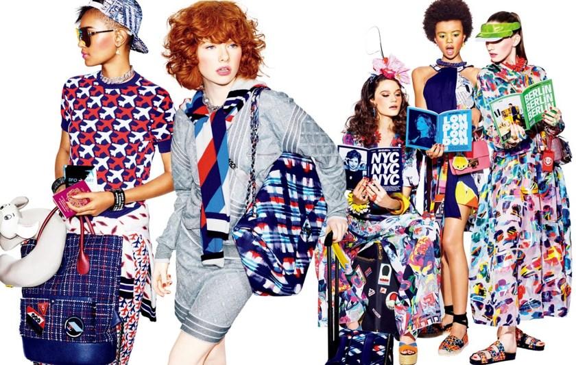 VOGUE JAPAN Pack Your Bags by Matt Irwin. Carlotta Oddi, June 2016, www.imageamplified.com, Image Amplified (3)